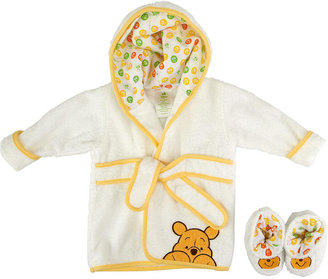 Triboro Quilt Mfg Co Disney Winnie the Pooh Robe