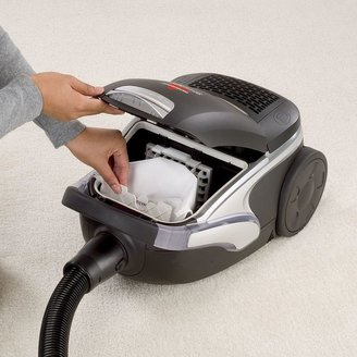 Bissell opticlean bagged canister vacuum