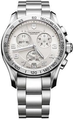 Swiss Army Victorinox 'Chrono Classic' Bracelet Watch, 41mm