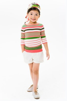 Milly Minis 3/4 Sleeve Top