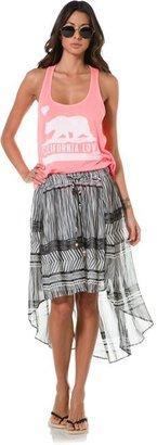 Roxy Spring & Honey Hi Lo Skirt