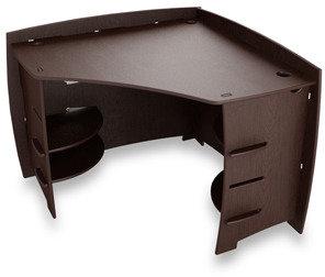 Bed Bath & Beyond Legare Espresso Corner Desk