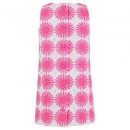 Milly Minis White Daisy Print Dress