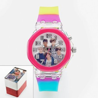 One direction rainbow light-up watch - juniors