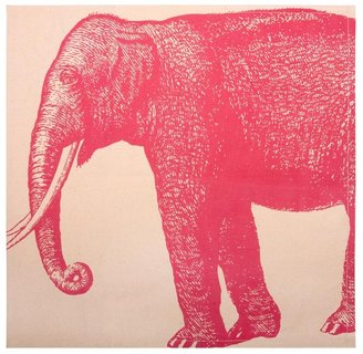 Thomas Paul Elephant Napkin Set of 4