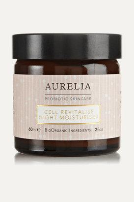 Aurelia Probiotic Skincare Net Sustain Cell Revitalize Night Moisturizer, 60ml