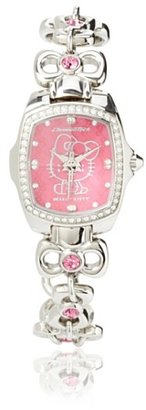 Hello Kitty CT.7105LS-16M Stainless Steel Pink Watch $19.63 thestylecure.com