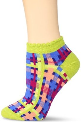Ozone Women's Madras Ankle Socks