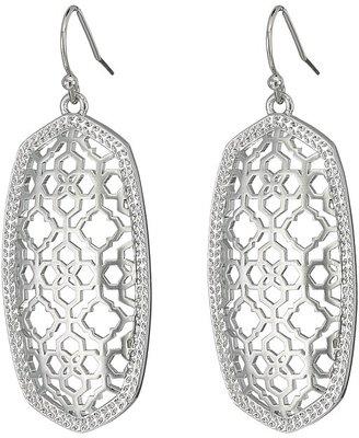 Kendra Scott - Elle Earring Earring $55 thestylecure.com