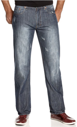 Sean John Jeans Big and Tall, X Deco Hamilton, Relaxed Fit Jeans