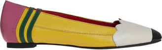 Jeffrey Campbell Pencil Me In Flat