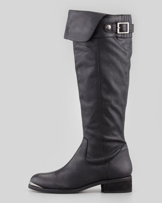 Seychelles All in Stride Over-the-Knee Boot, Black