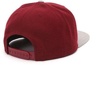 Brixton Oath 3 Snapback Hat