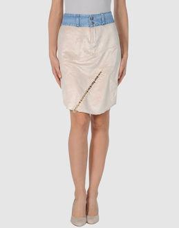 S.O.S. Knee length skirts