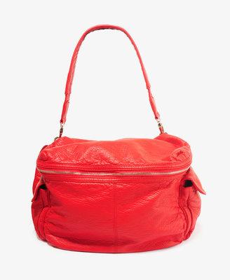 Forever 21 Distressed Shoulder Bag