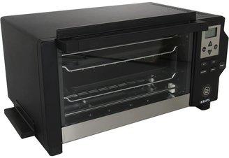 Krups FBC2 Quartz 6-Slice Digital Convection Toaster Oven (Black) - Home
