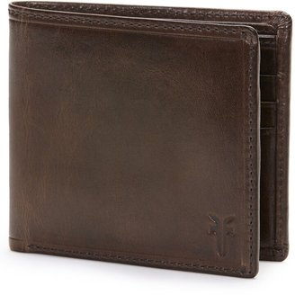 Frye 'Logan' Leather Billfold Wallet