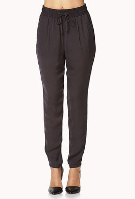 Forever 21 Satin Joggers