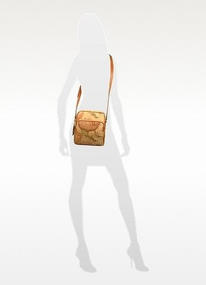 Alviero Martini 1a Prima Classe - Geo Printed Cross-body Shoulder Bag