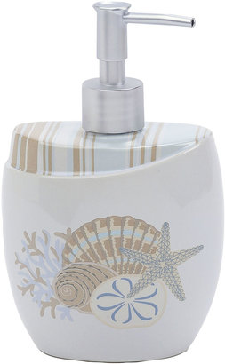 Avanti By the Sea Bath Soap Dispenser
