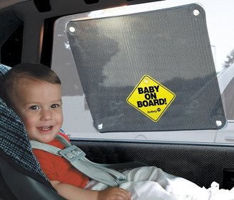 Safety 1st Baby on board Deluxe Sunscreen