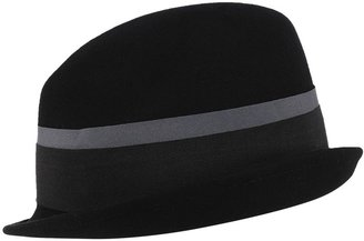 San Diego Hat Company Two Color Fedora