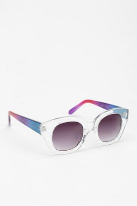 UO Crystal Clear Sunglasses