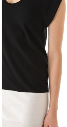 Alexander Wang Long Tunic Dress