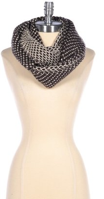 Look By M Honeycomb Scarf
