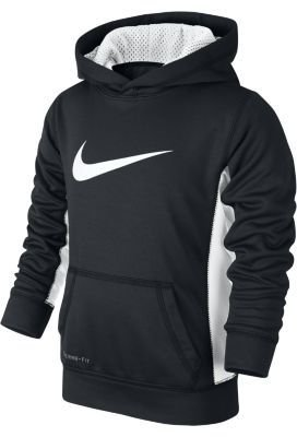 Nike KO Fleece Full-Zip Pre-School Boys' Hoodie
