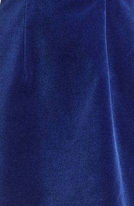 Christopher Kane Sleeveless Velvet Dress