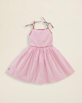 Ralph Lauren Girls' Oxford Cotton Dress - Sizes 2-6X