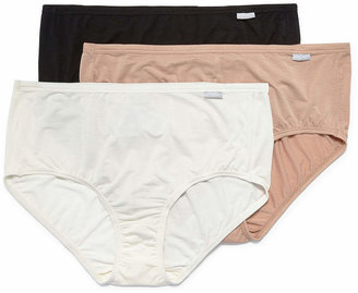 Jockey Elance Supersoft Micromodal 3 Pair Microfiber Brief Panty 2073