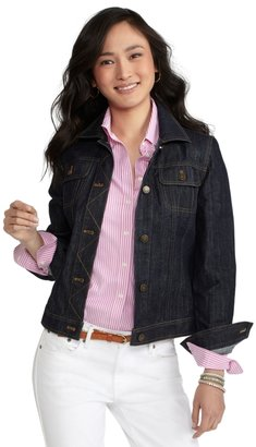Brooks Brothers Cotton Denim Jacket