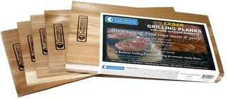 Camerons Products 4-pk. Cedar Grilling Planks