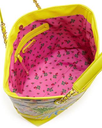 Betsey Johnson Juicy Fruit Tote Bag