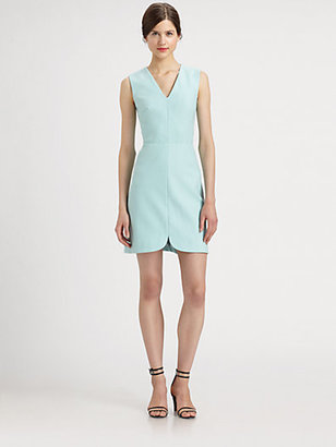 Tibi Anson Stretch Dress