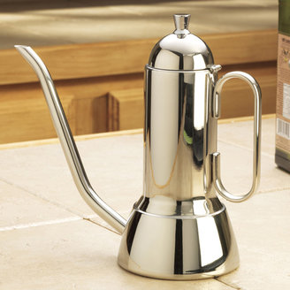 Chefs Stainless-Steel Cooking Oil Can