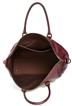 Tod's 'ALR Tracolla Piccola' Leather Shopper