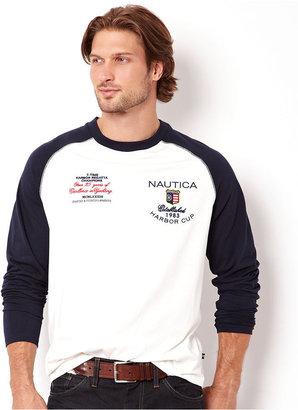 Nautica Shirt, Raglan T-Shirt