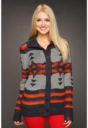 Nixon Artisan Sweater (Navy) - Apparel