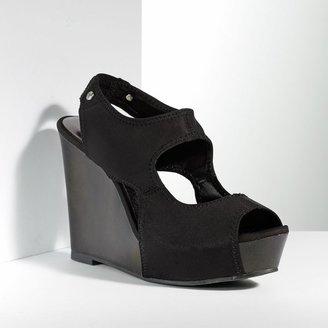Vera Wang Simply vera wedge sandals - women