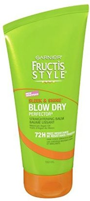 Garnier Fructis Sleek and Shine Blow Dry Perfector Straightening Balm, 5.1 Fluid Ounces $14.99 thestylecure.com