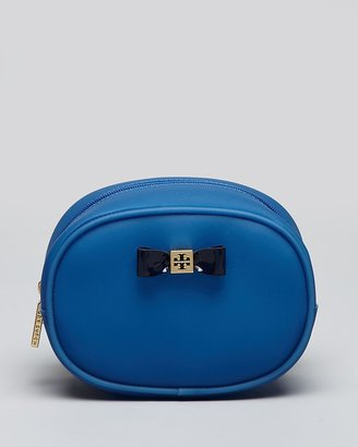 Tory Burch Cosmetic Case - Bow Jelly Small Classic
