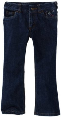 Carhartt Girls 4-6x Washed 5 Pocket Jean