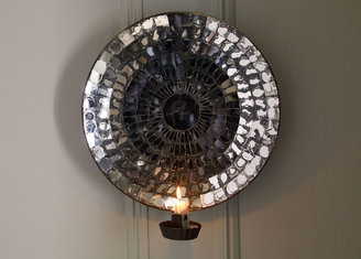 Ethan Allen Multi Faceted Wall Sconce