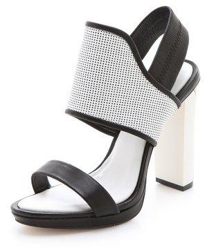 BCBGMAXAZRIA Jovian High Heel Sandals