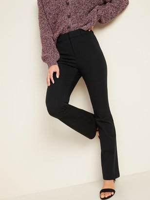 Old Navy All-New High-Waisted Pixie Full-Length Flare Pants for Women