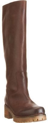 Barneys New York CO-OP Lug Knee Boot