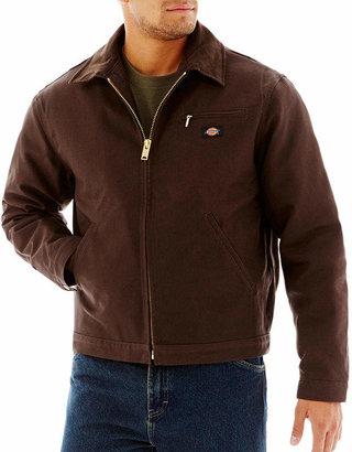 Dickies Mid-Weight Blanket-Lined Duck Jacket